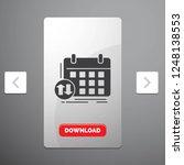 schedule  classes  timetable ... | Shutterstock .eps vector #1248138553