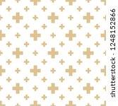 golden vector minimalist...   Shutterstock .eps vector #1248152866