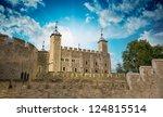 Tower Of London   Autumn Sunse...