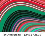 mexican blanket stripes wavy... | Shutterstock .eps vector #1248172639