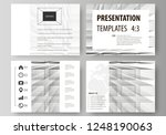 business templates for... | Shutterstock .eps vector #1248190063