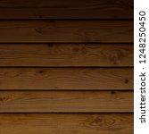 dark brown reclaimed wood... | Shutterstock . vector #1248250450