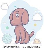 vector cartoon animal graphics...