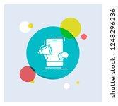 bullhorn  marketing  mobile ... | Shutterstock .eps vector #1248296236