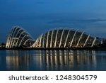 singapore  singapore   october... | Shutterstock . vector #1248304579