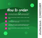 template illustration how to...
