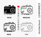 camera  photography  capture ... | Shutterstock .eps vector #1248408823