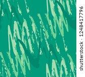 irregular zig zag pattern. hand ... | Shutterstock .eps vector #1248417796