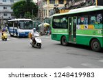 ho chi minh city  saigon ... | Shutterstock . vector #1248419983