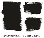 paint brush wide background... | Shutterstock .eps vector #1248525343