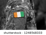 flag of ivory coast or cote d... | Shutterstock . vector #1248568333