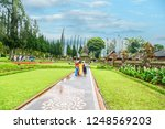 ulun danu bratan temple  bali ...   Shutterstock . vector #1248569203