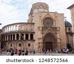 valencia  spain   august 23 ... | Shutterstock . vector #1248572566