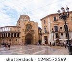 valencia  spain   august 23 ... | Shutterstock . vector #1248572569