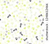 light green  yellow vector...   Shutterstock .eps vector #1248612466
