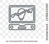 enterprise value icon.... | Shutterstock .eps vector #1248614260