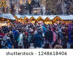 vienna  austria   december 1 ...   Shutterstock . vector #1248618406