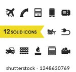 build icons set with site ...
