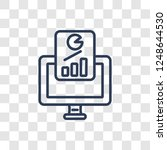 growth hacking icon. trendy...   Shutterstock .eps vector #1248644530