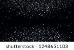 magic blizzard illustration... | Shutterstock .eps vector #1248651103