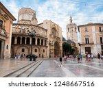 valencia  spain   august 23 ... | Shutterstock . vector #1248667516