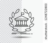 bank  banking  online ... | Shutterstock .eps vector #1248722803