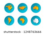 vector illustration icons with...   Shutterstock .eps vector #1248763666
