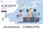 creative website template...