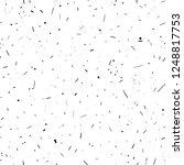 grainy  dusty seamless texture  ... | Shutterstock .eps vector #1248817753