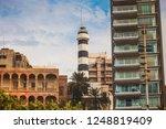 beirut  lebanon   october 2018  ...   Shutterstock . vector #1248819409