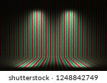 3d illustration of christmas... | Shutterstock . vector #1248842749