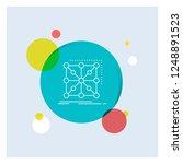 data  framework  app  cluster ... | Shutterstock .eps vector #1248891523