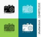 camera  photography  capture ... | Shutterstock .eps vector #1248951310