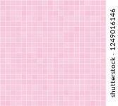 seamless pattern of tiles in... | Shutterstock .eps vector #1249016146