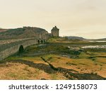 tides in the lake at eilean... | Shutterstock . vector #1249158073