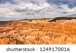 sunset point bryce canyon... | Shutterstock . vector #1249170016