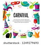 vector illustration with...   Shutterstock .eps vector #1249279693