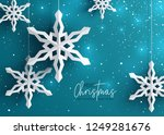holiday greeting card | Shutterstock .eps vector #1249281676