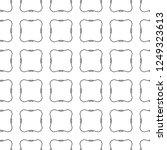 seamless vector pattern in... | Shutterstock .eps vector #1249323613
