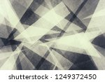 black and white abstract...   Shutterstock . vector #1249372450