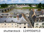 france. ancient city of amboise ... | Shutterstock . vector #1249506913