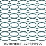 seamless geometric ornamental... | Shutterstock .eps vector #1249549900