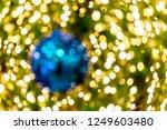 abstract background bokeh light ... | Shutterstock . vector #1249603480