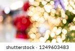 abstract background bokeh light ... | Shutterstock . vector #1249603483