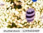 abstract background bokeh light ... | Shutterstock . vector #1249603489