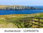 Mizen Head Cliffs In Ireland