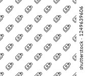 star brand label pattern... | Shutterstock .eps vector #1249639606