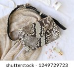 fashion women accessories.... | Shutterstock . vector #1249729723