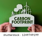 Carbon footprint   green...
