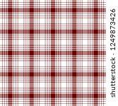 tartan traditional checkered...   Shutterstock . vector #1249873426